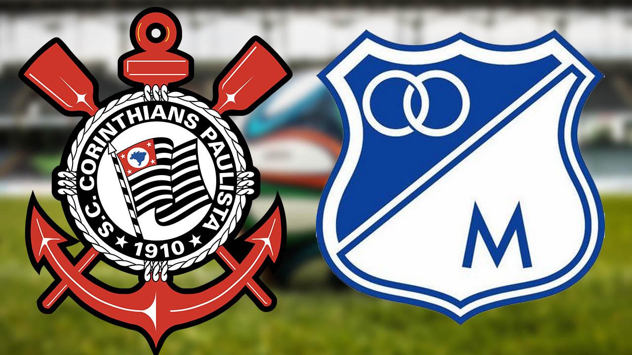 Corinthians x Millonarios: transmissão da Libertadores ao vivo na TV, veja