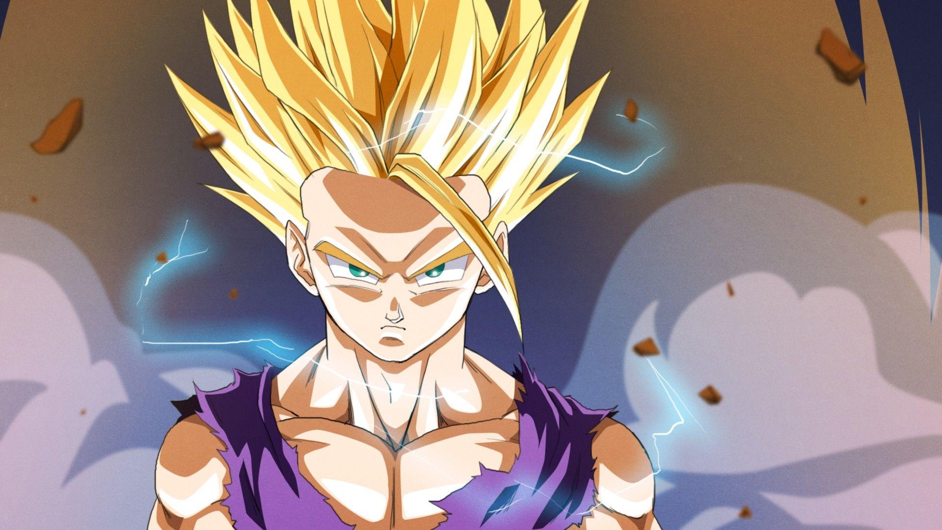 Película 'Dragon Ball Super': El rediseño de Gohan