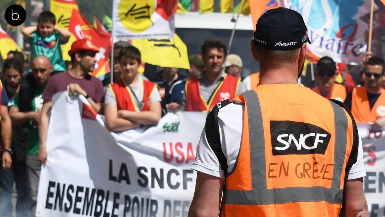 Les cheminots organisent un vote interne