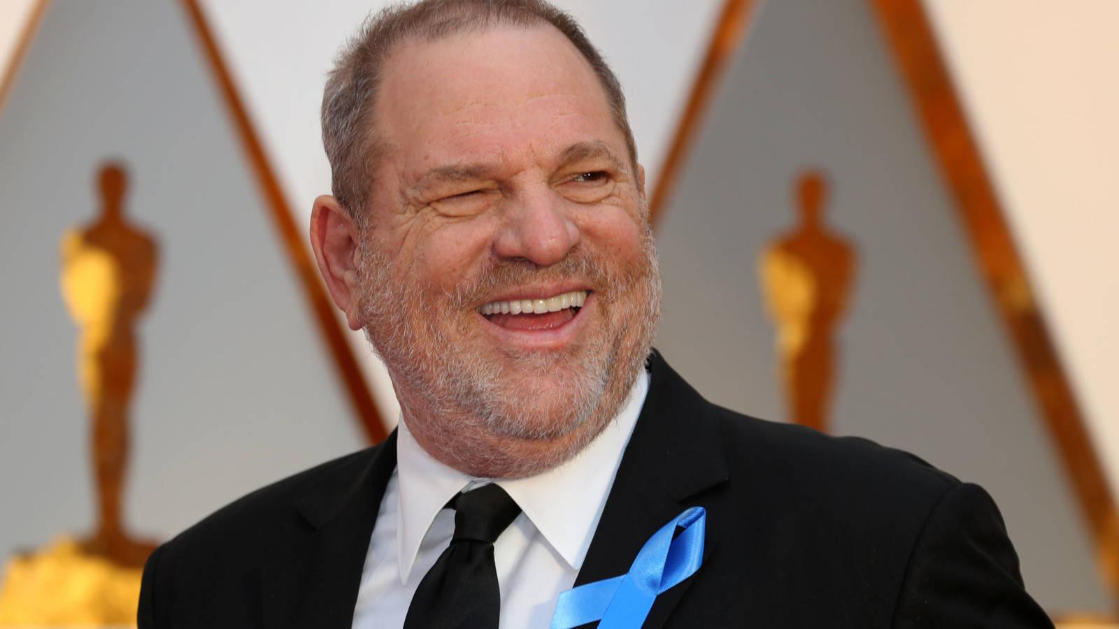 VÍDEO: Harvey Weinstein acusado de agresion y abuso sexual