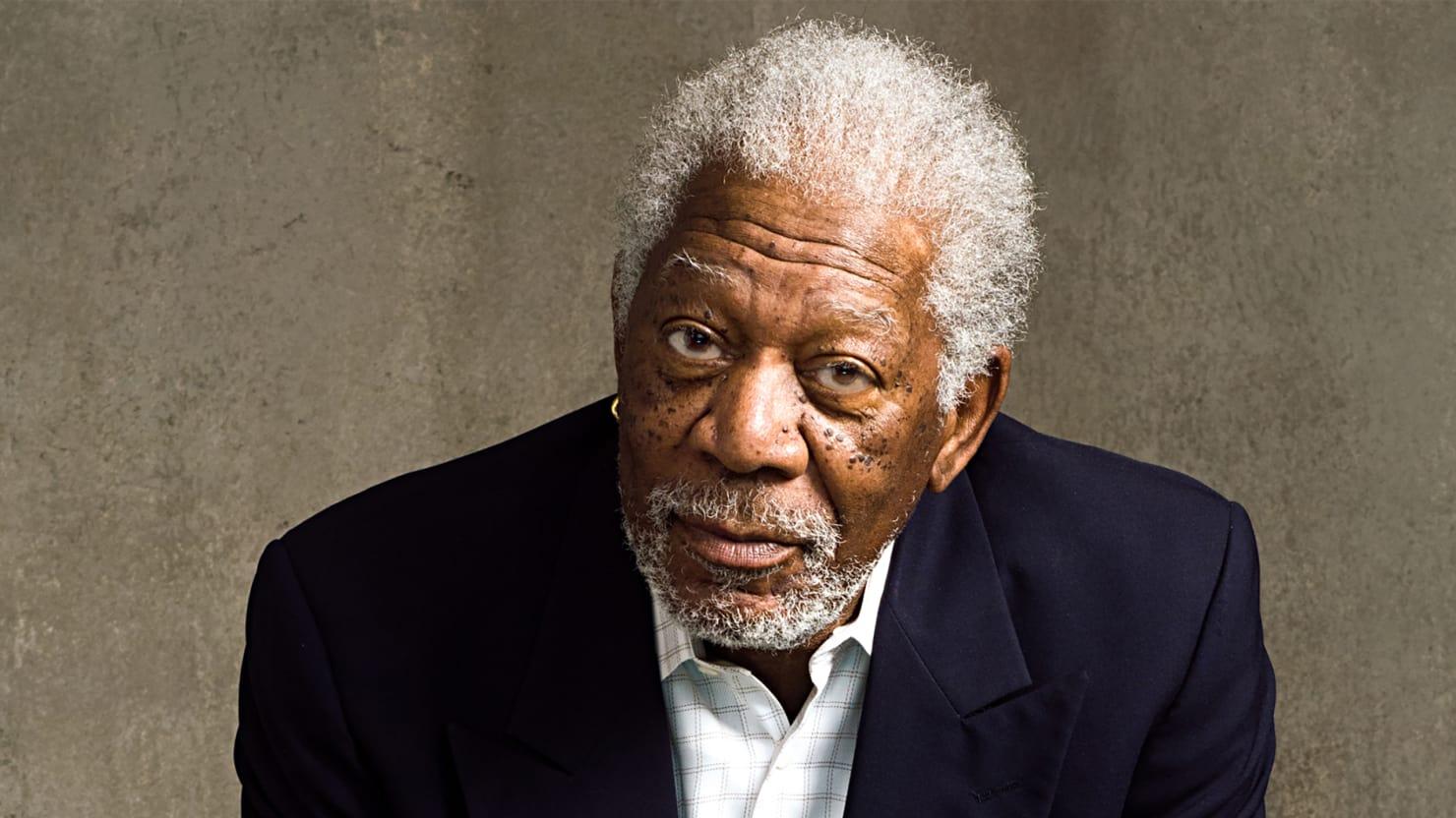 Morgan Freeman avrebbe commesso abusi sessuali