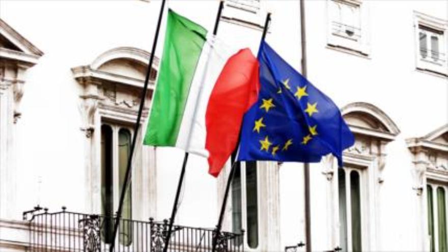 Decisiones Italianas puede arrastrar a la UE hacia el desastre
