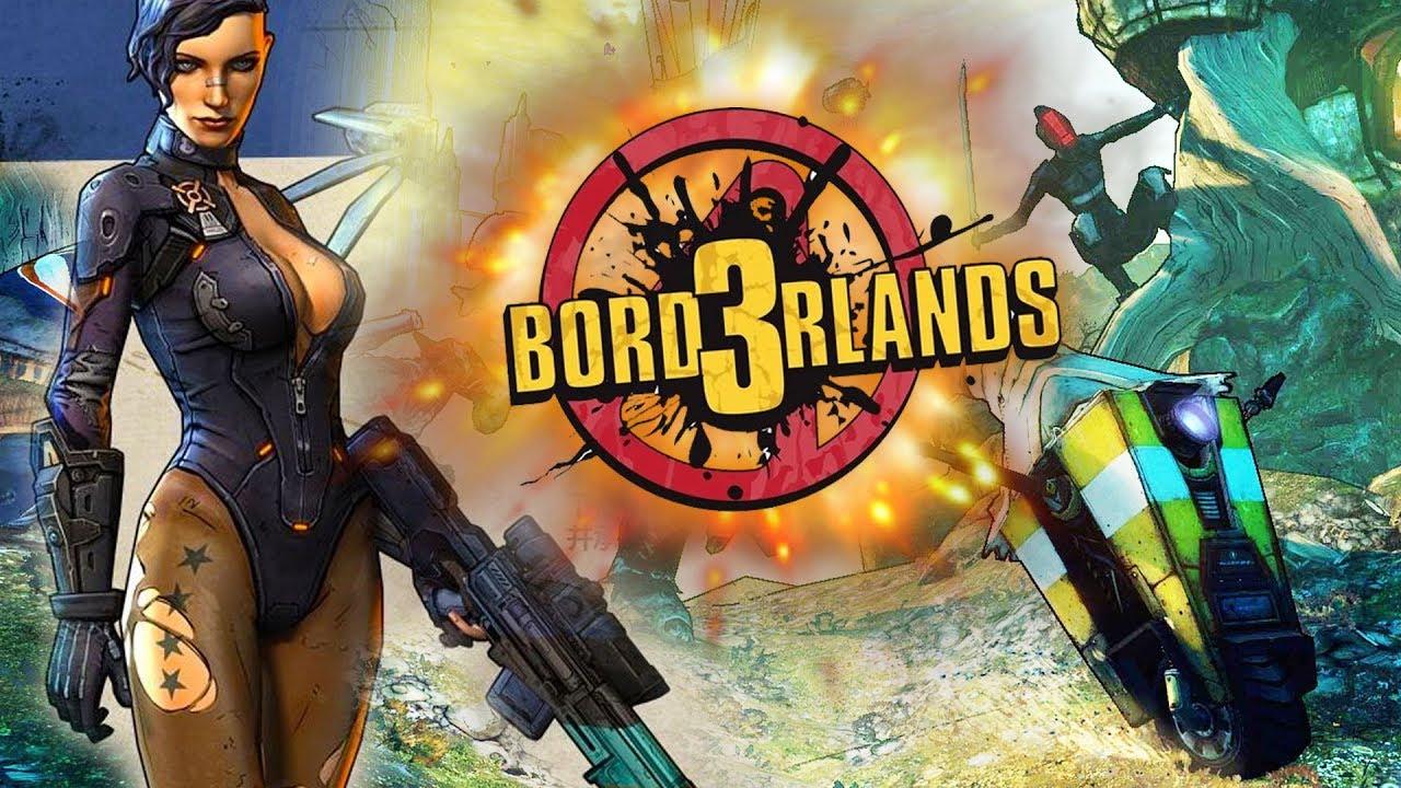 Borderlands 3 y lo que está confirmado en el E3 2018