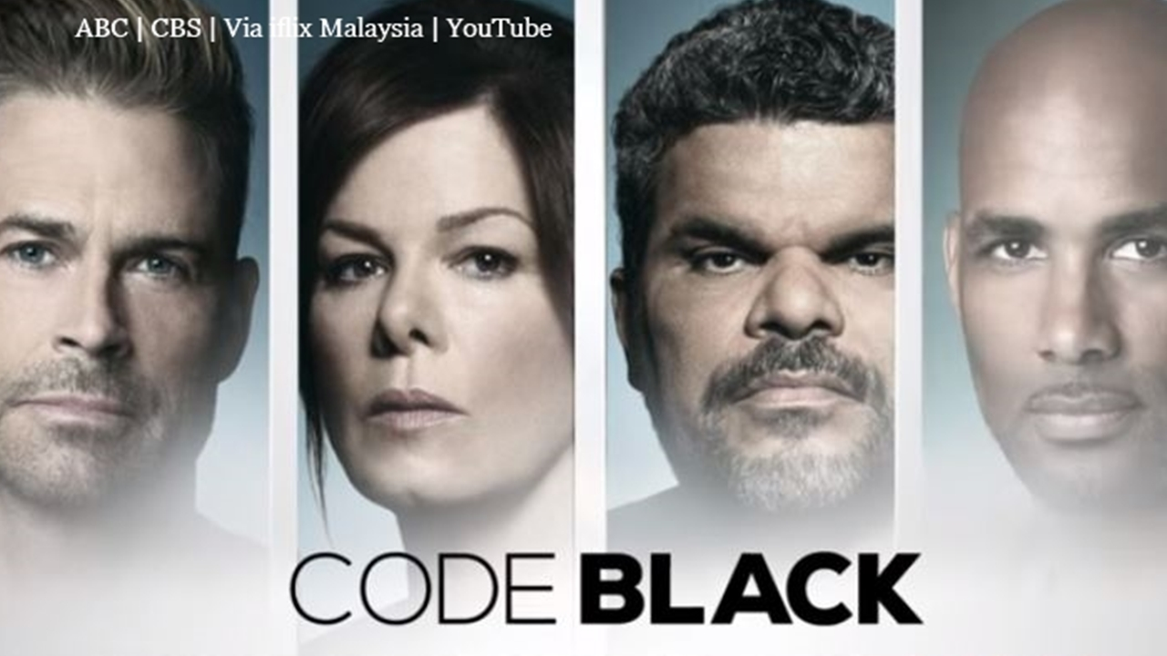 'Code Black' will not be renewed for a fourth season