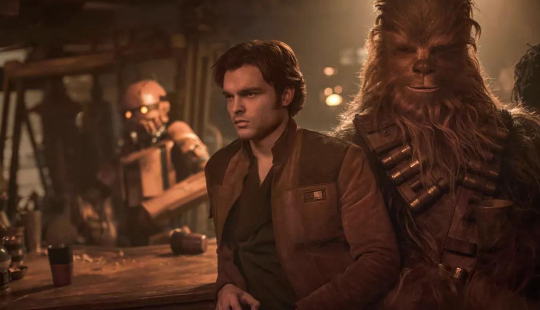 Cómo Solo se conecta con Jabba the Hutt y una nueva esperanza