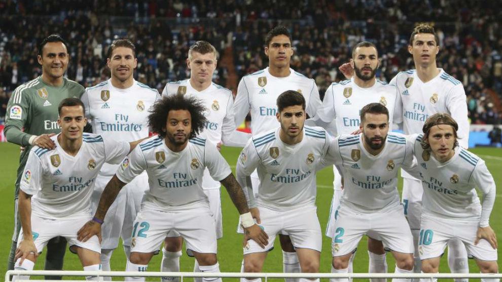 Real Madrid esta listo para la guerra en Kiev.