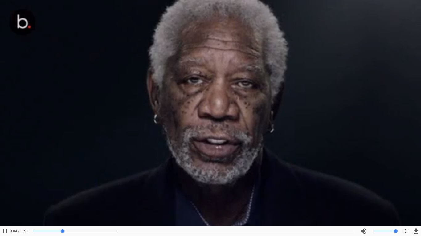 16 personas involucradas en el caso de Morgan Freeman y sus acosos sexuales