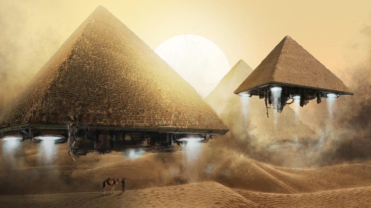 Los aliens ya contactaron a la Tierra