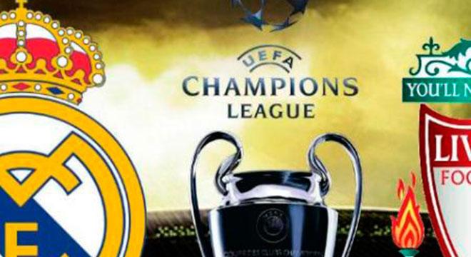 Real Madrid-Liverpool: la final de la Champions League