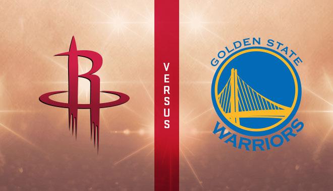 NBA: Houston toma la delantera en la serie de las finales contra Golden State