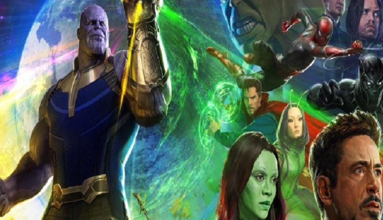 Thanos ya tiene las gemas del infinito y ahora ¿quién podrá defendernos?