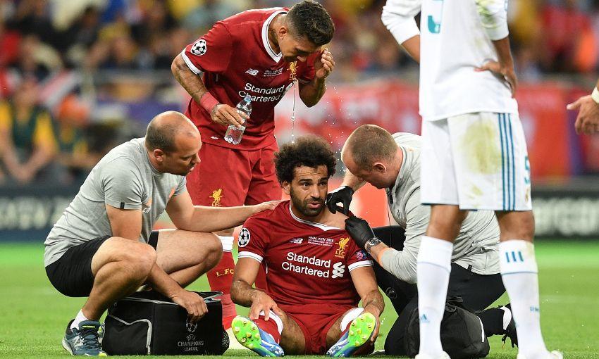 Mohamed Salah estará en la Copa Mundial