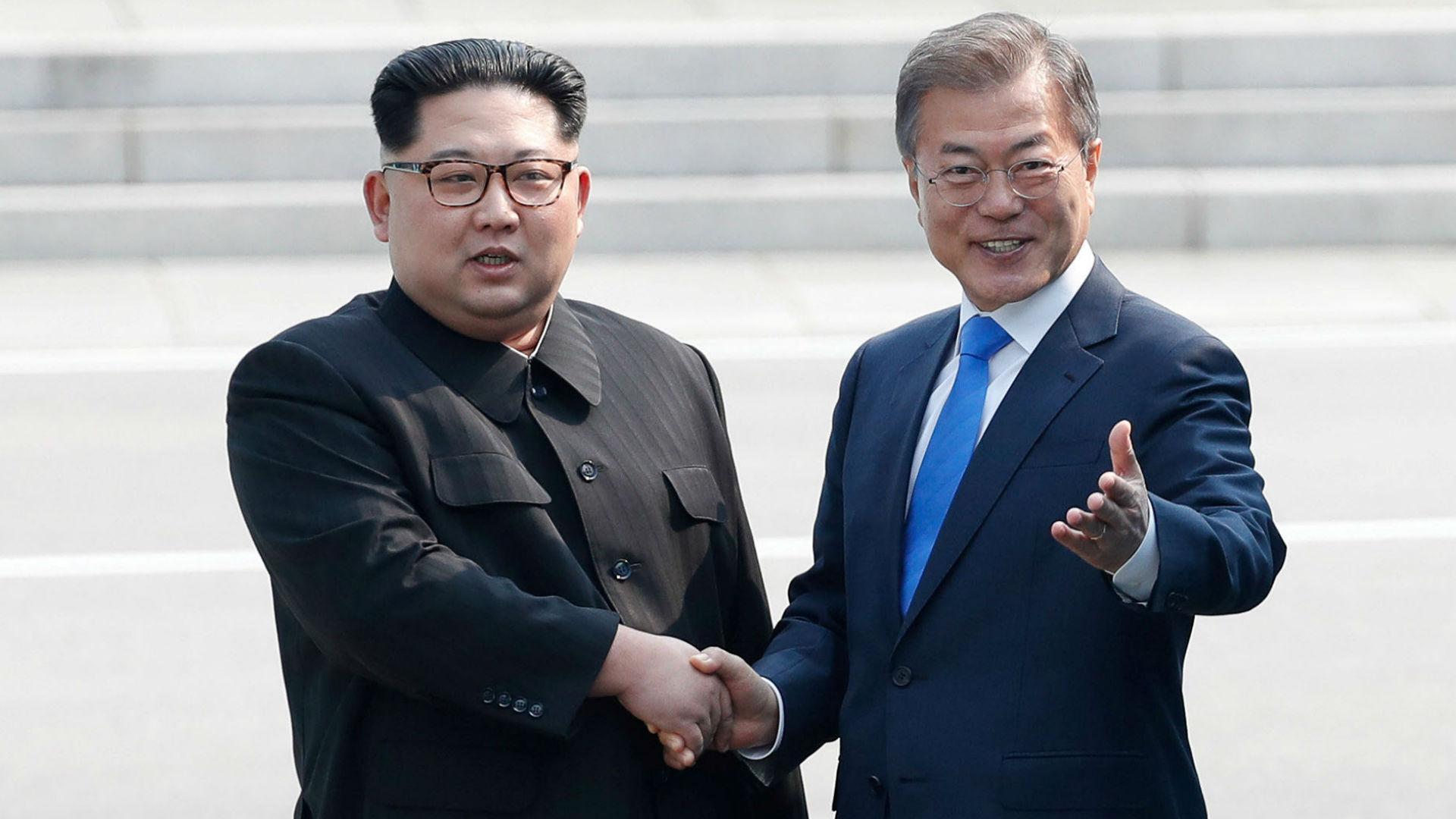 Las dos Coreas siguen creyendo en la paz