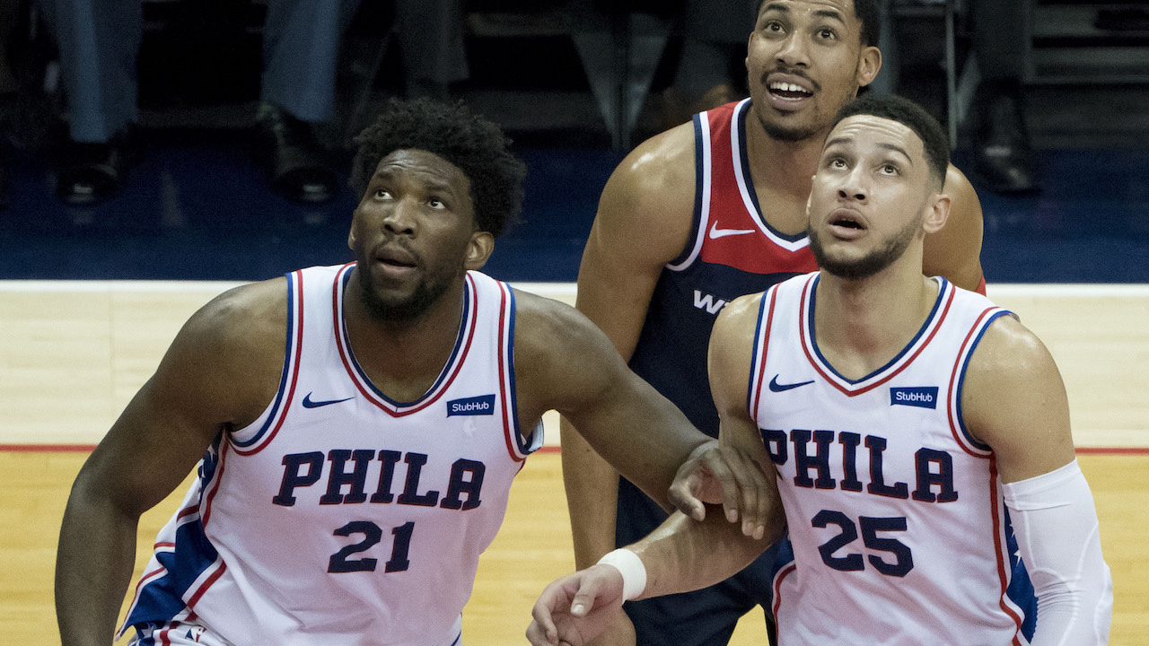NBA star Ben Simmons talks about LeBron James coming to Sixers next season
