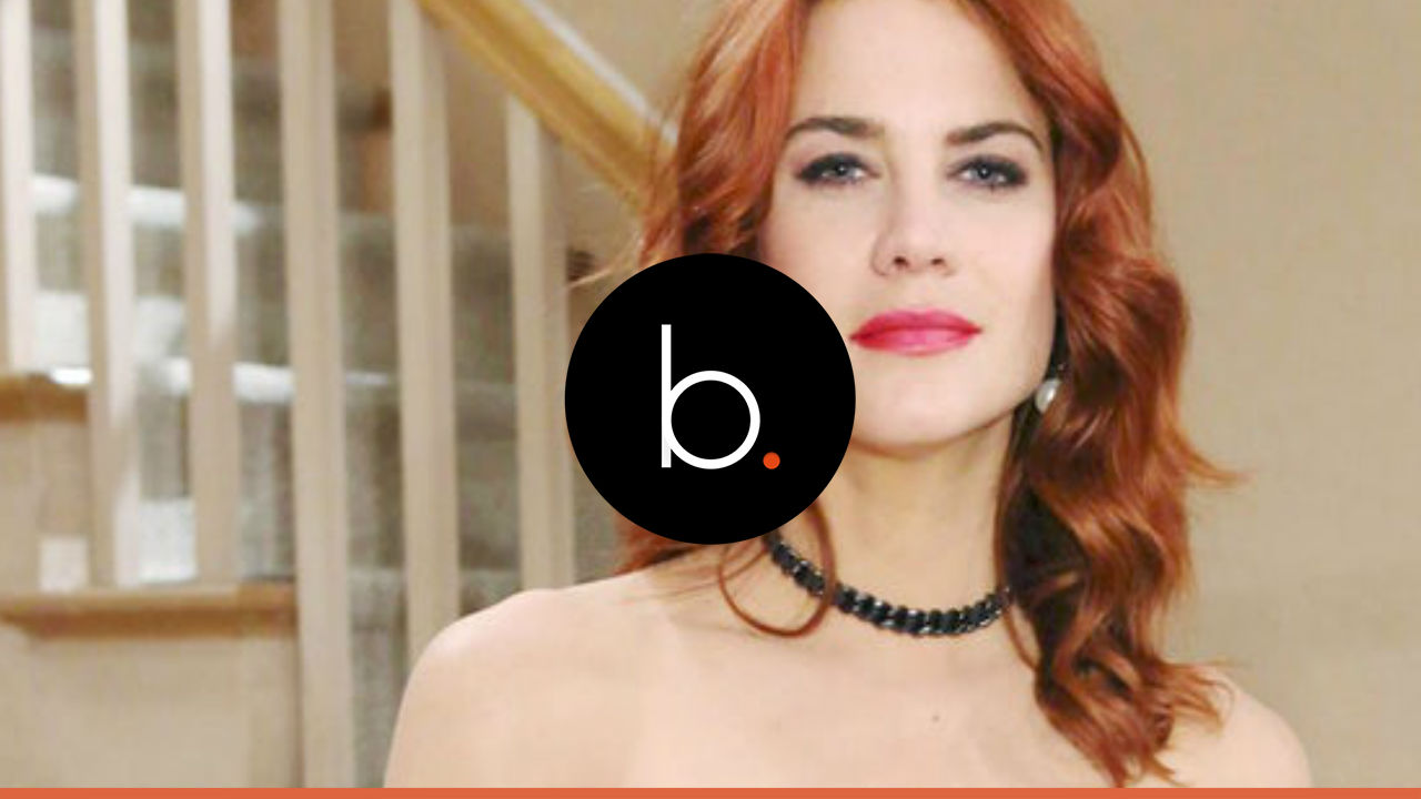 Courtney Hope returns to 'The Bold and the Beautiful'
