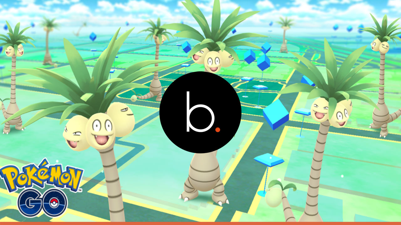 Alolan Exeggutor released in 'Pokemon Go'