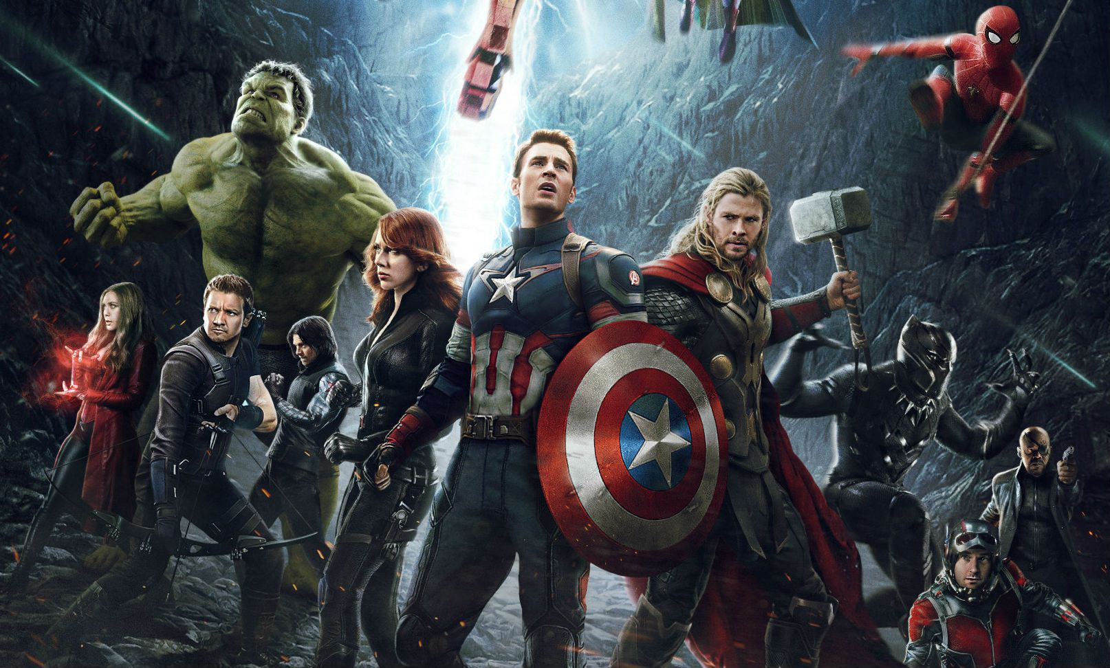 Rumores del titulo de Avengers 4