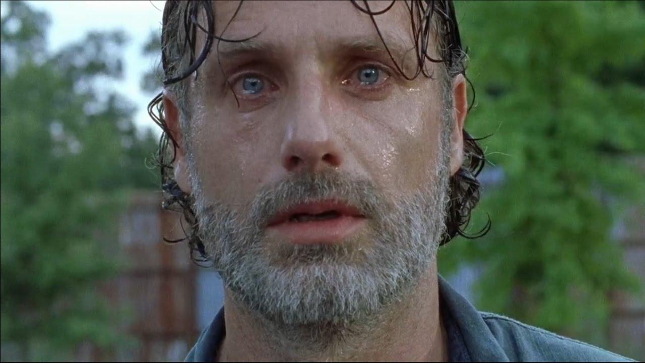 Rick de 'The Walking Dead' podría irse de la serie