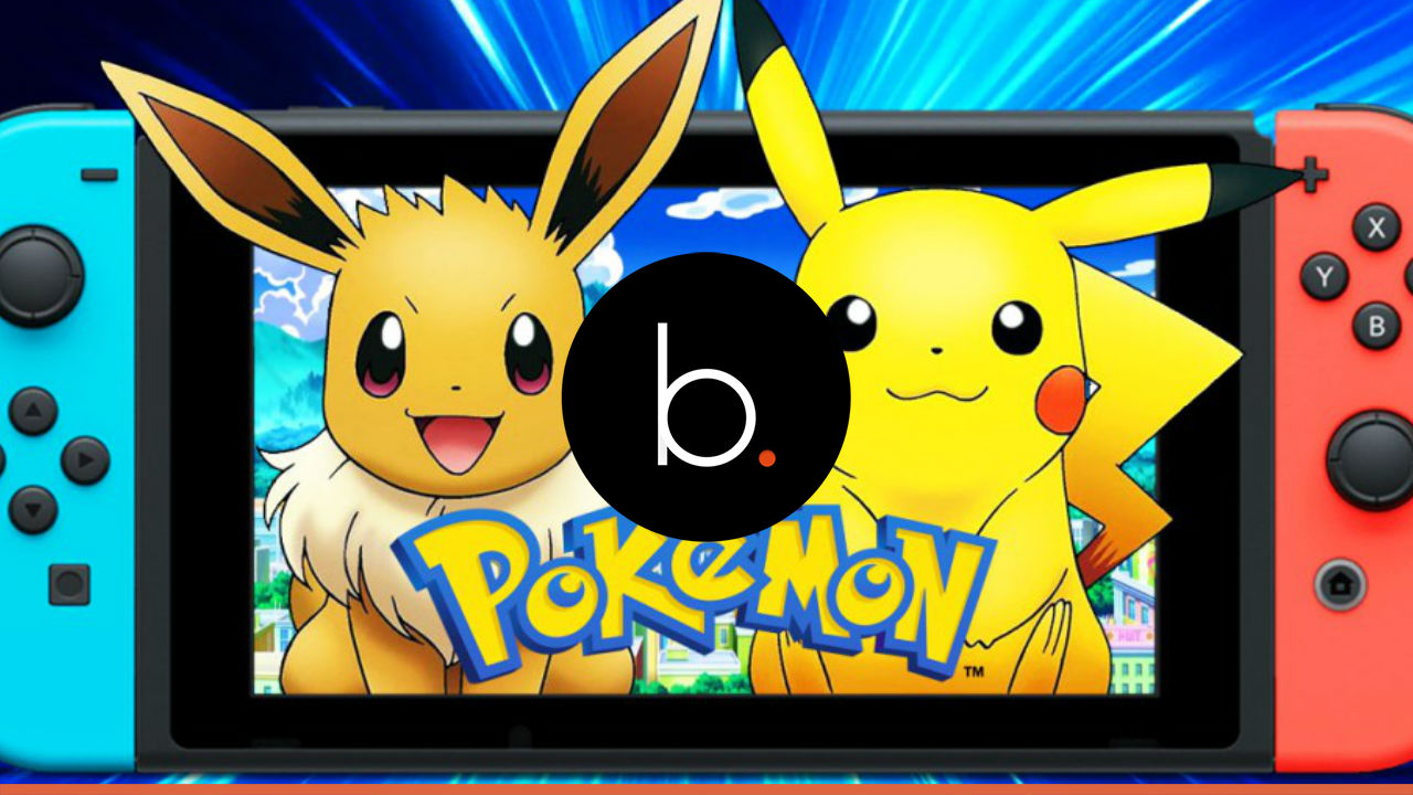 New Pikachu and Eevee games coming to Nintendo Switch