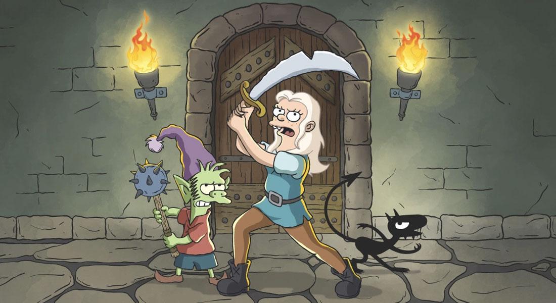 Se revela nueva información de la nueva serie de Matt Groening