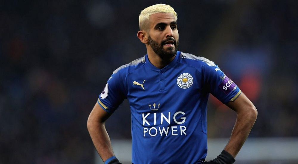 Manchester City interesados en Riyad Mahrez