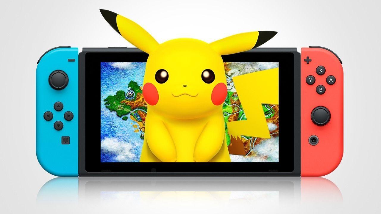 Pronto tendremos juegos de Pokémon