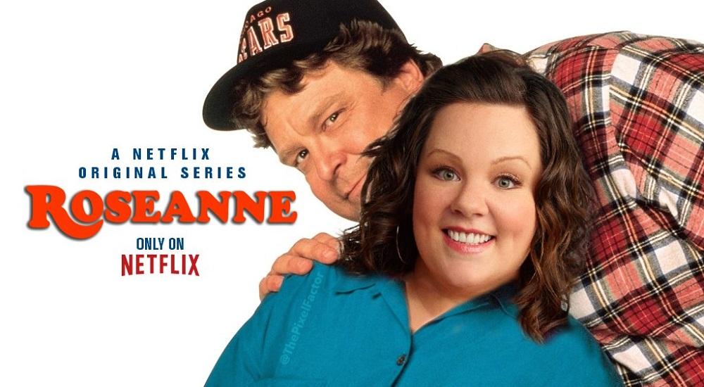 Netflix sugiere hilarantemente su propio reemplazo para Roseanne