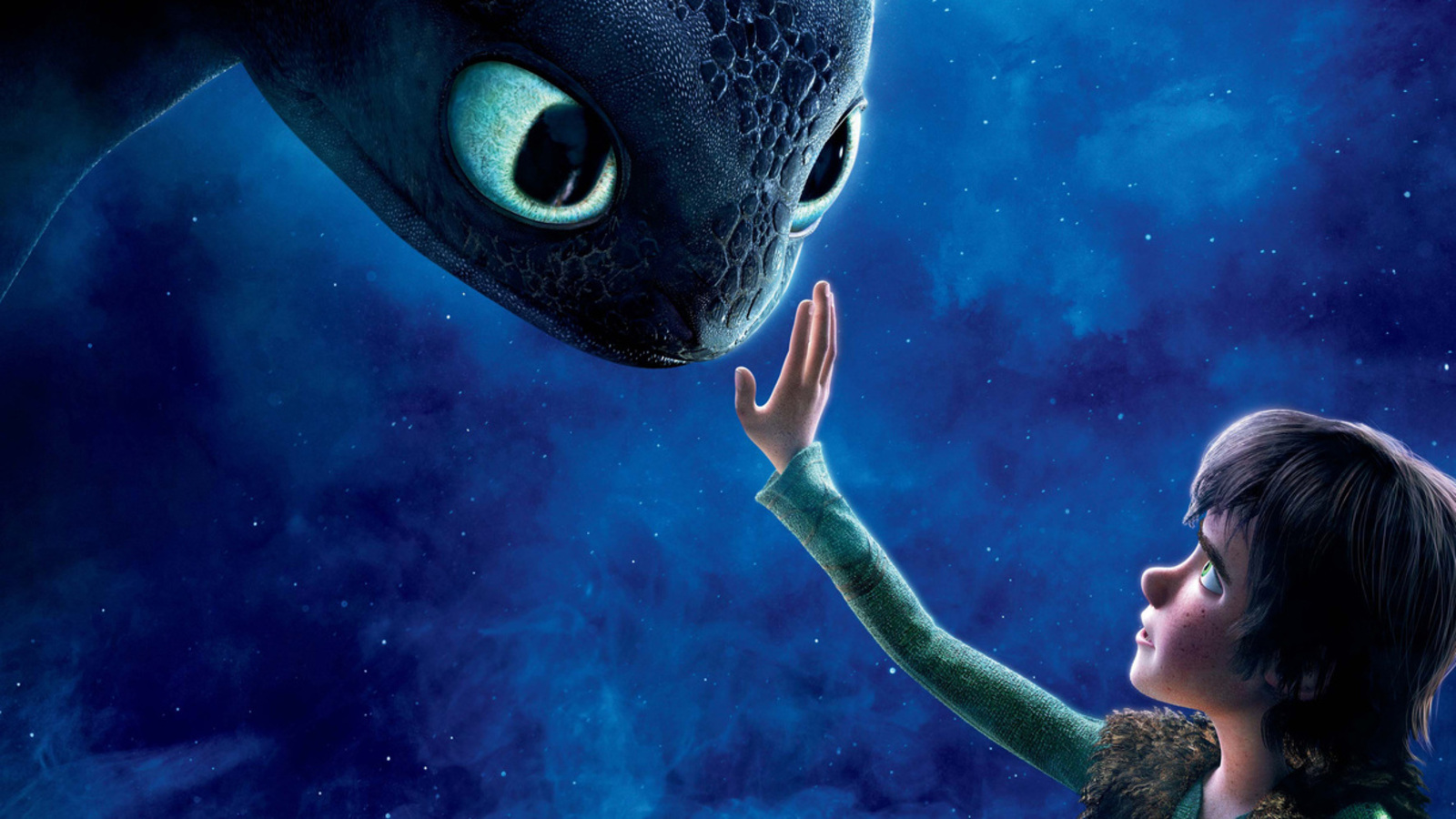 Sale el cartel de 'How to Train your Dragon'