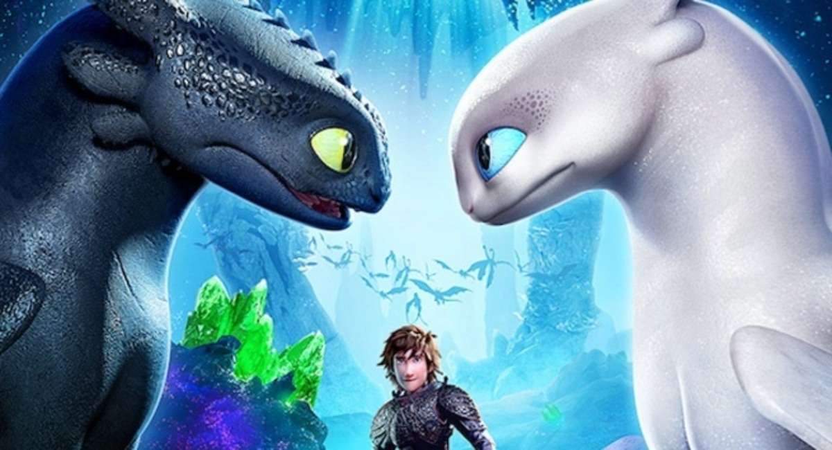 'How to Train Your Dragon' Sale primer poster