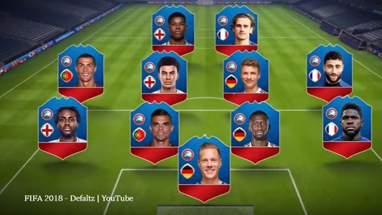 'FIFA 18,' the game releases the 2018 World Cup mode