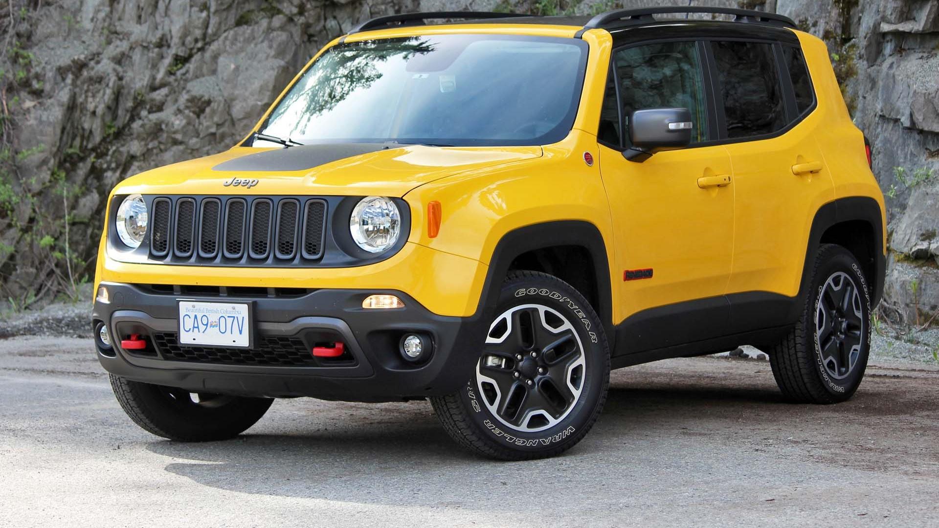 Jeep Renegade e Compass conquistano il segmento C