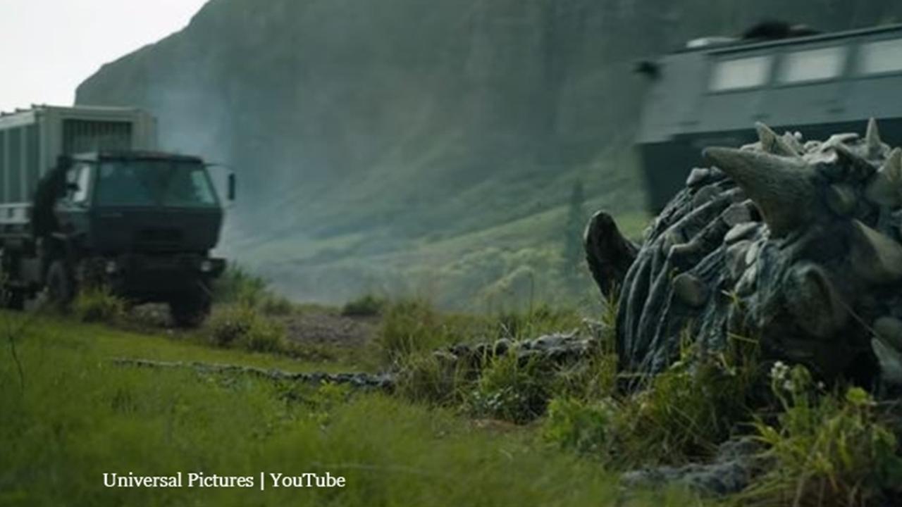 'Jurassic World: Fallen Kingdom': The movie will have a massive rollout