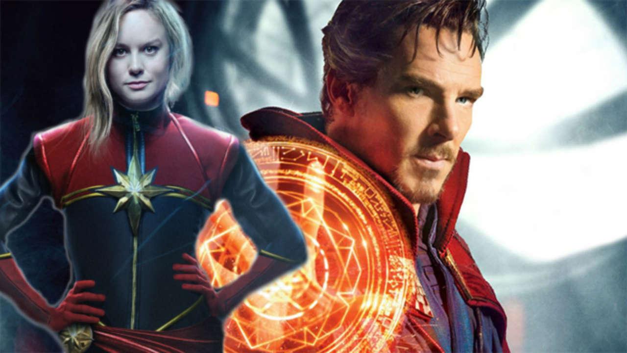Avengers 4: El Dr. Strange y la Capitana Marvel estarán en el filme