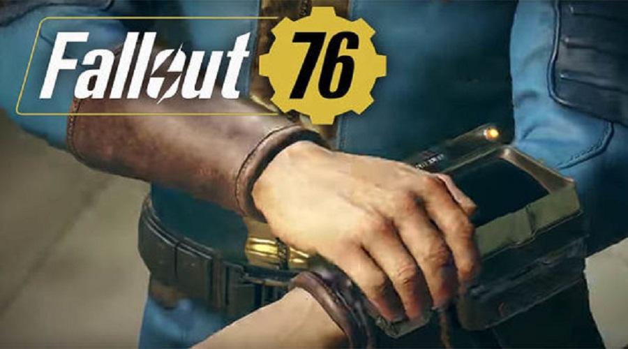 """Fallout 76: Un juego fracasado """"a pesar de ser online"""""""
