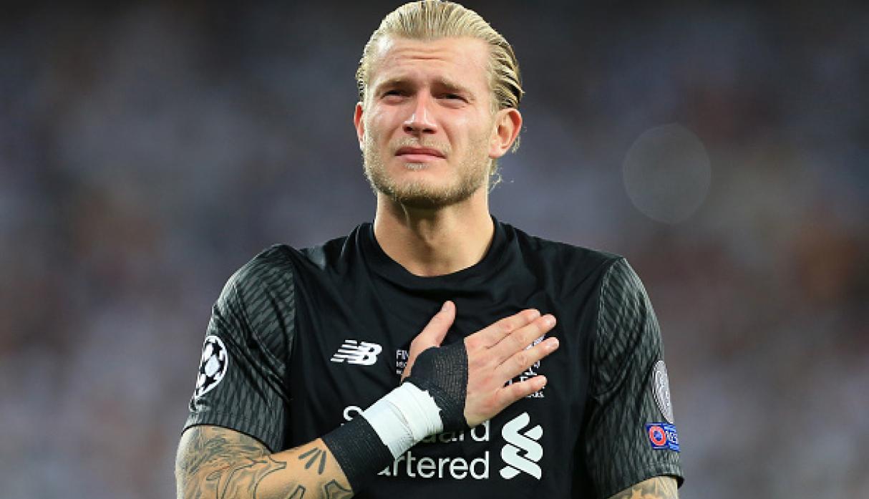 Karius el guardameta del Liverpool tuvo un examen final de la Liga de Campeones