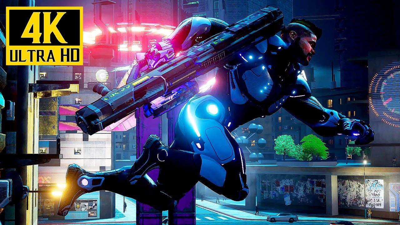 Crackdown 3: Lo que queremos en el E3 2018