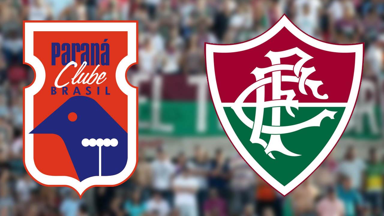 Paraná x Fluminense: transmissão do jogo ao vivo na TV e internet, vídeo