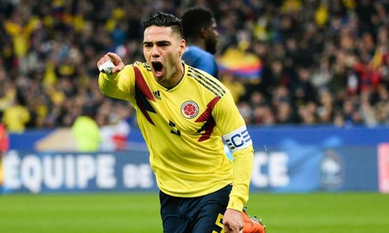 Falcao sueña con ganar el Mundial con su país