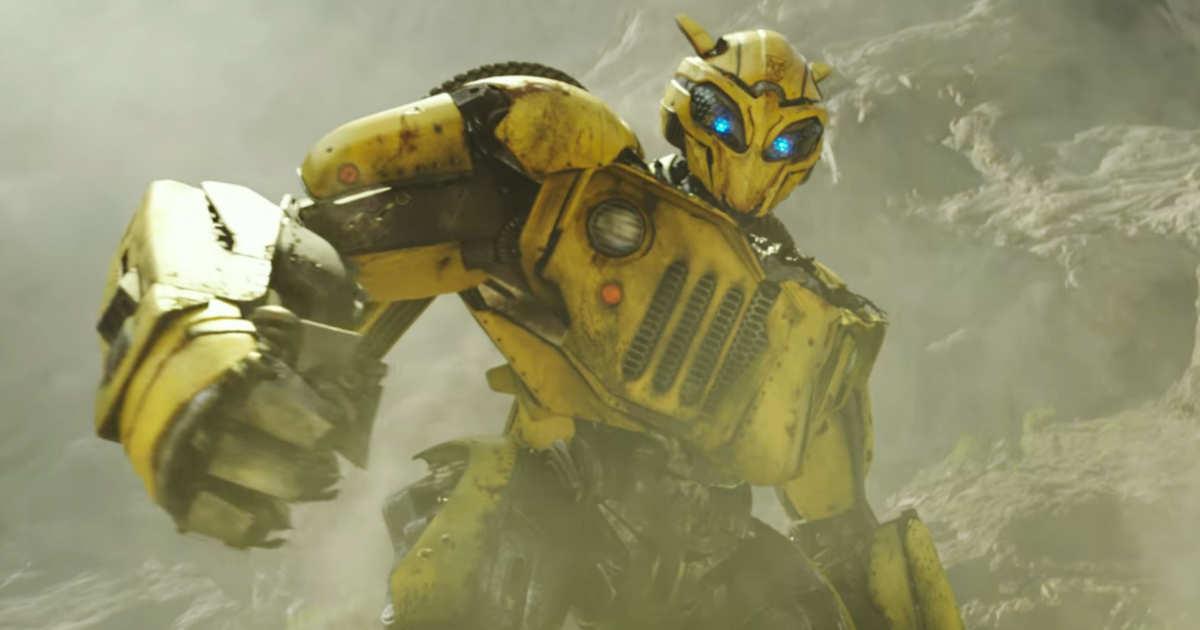 Tráiler de Bumblebee la película que reinicia la saga de los Transformers