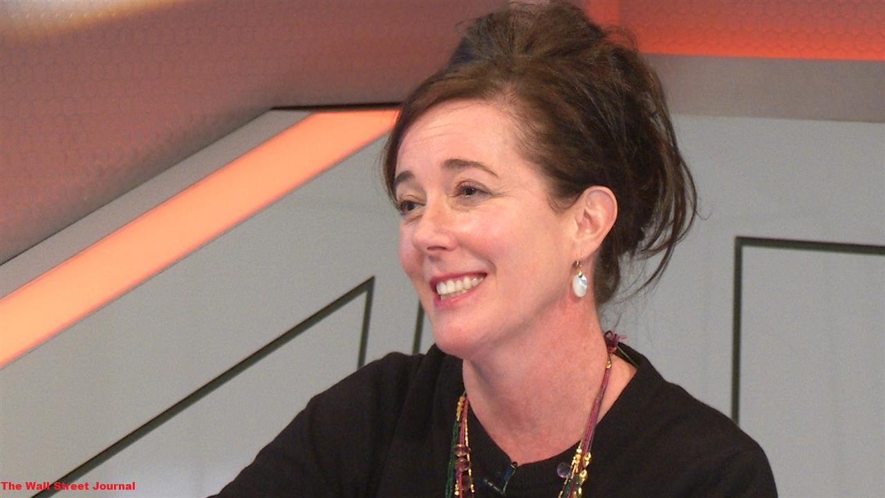 Designer Kate Spade found dead of an apparent suicide
