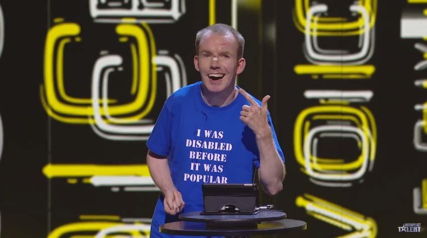 'Britain's Got Talent' winner Lee Ridley reveals plans for spending his winnings