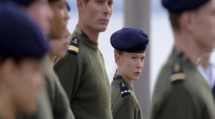 Voluntario: película del enfrentamiento entre hombres y mujeres en el ejército