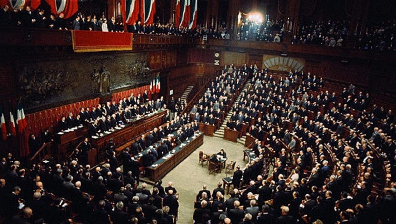 Il discorso di Giuseppe Conte al Senato