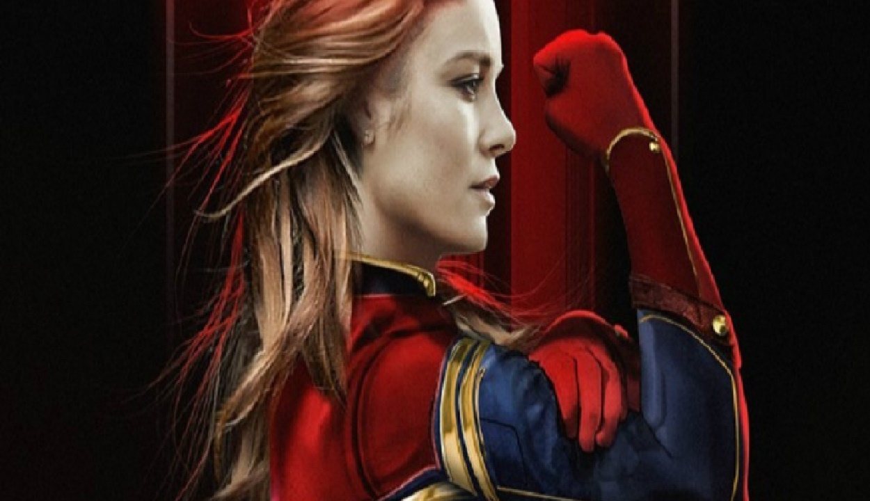 Captain Marvel tiene poderes muy superiores a los otros Avengers