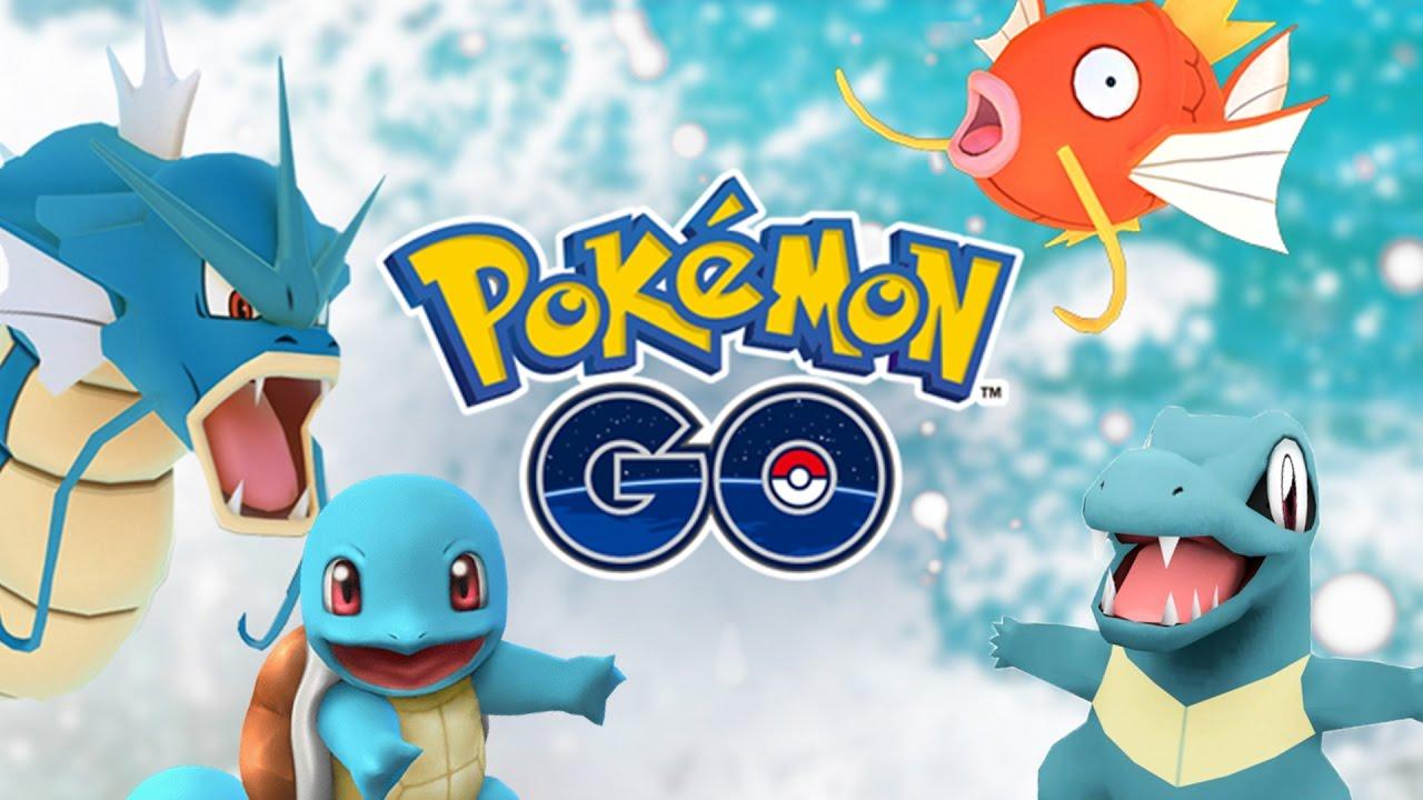 Se anuncia el Festival Acuático 2018 para Pokémon GO