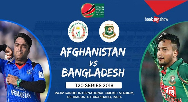 Bangladesh vs Afghanistan 3rd T20 live streaming on Rabbithole Youtube channel