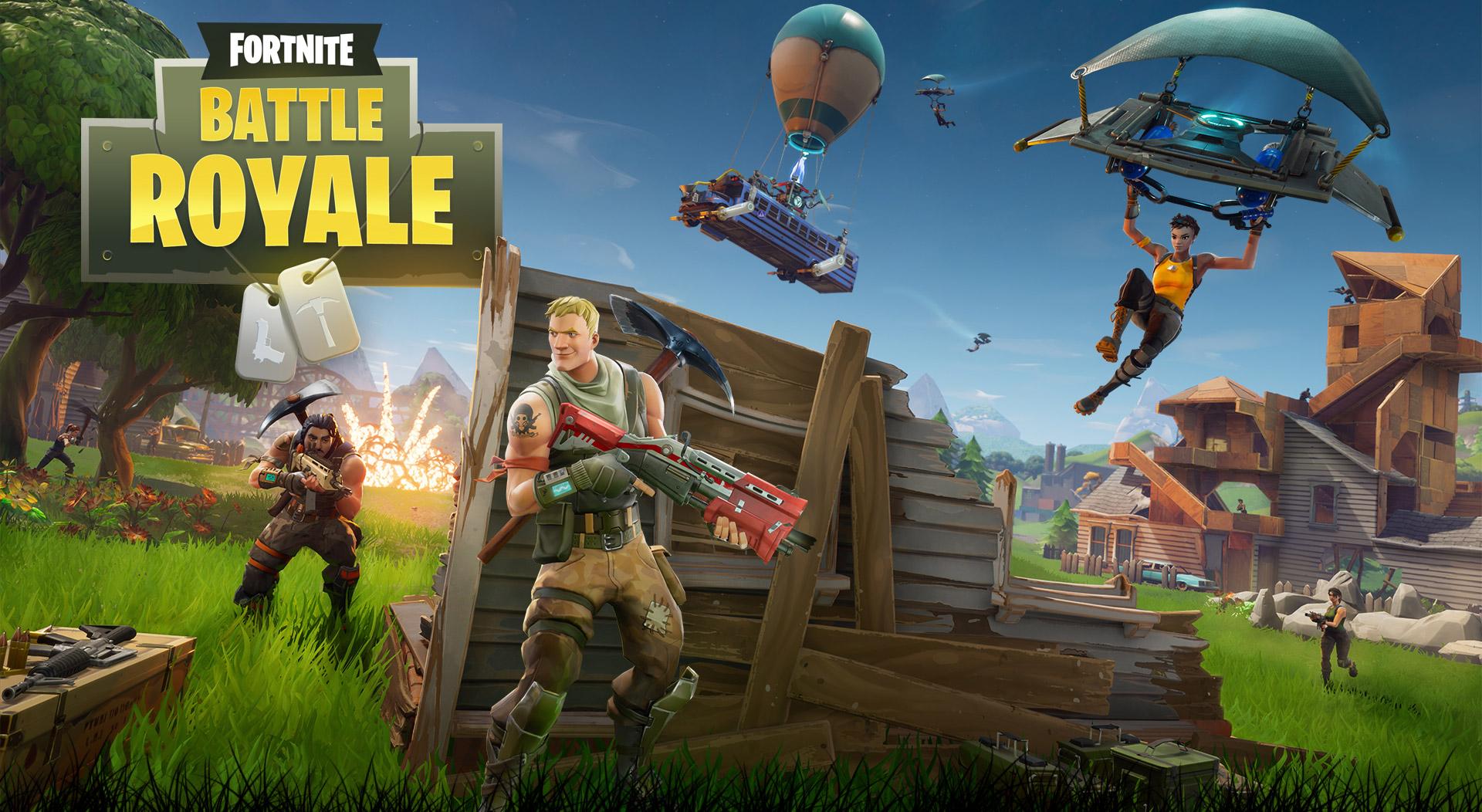Epic Games responde a lo problemas en el servidor de Fortnite