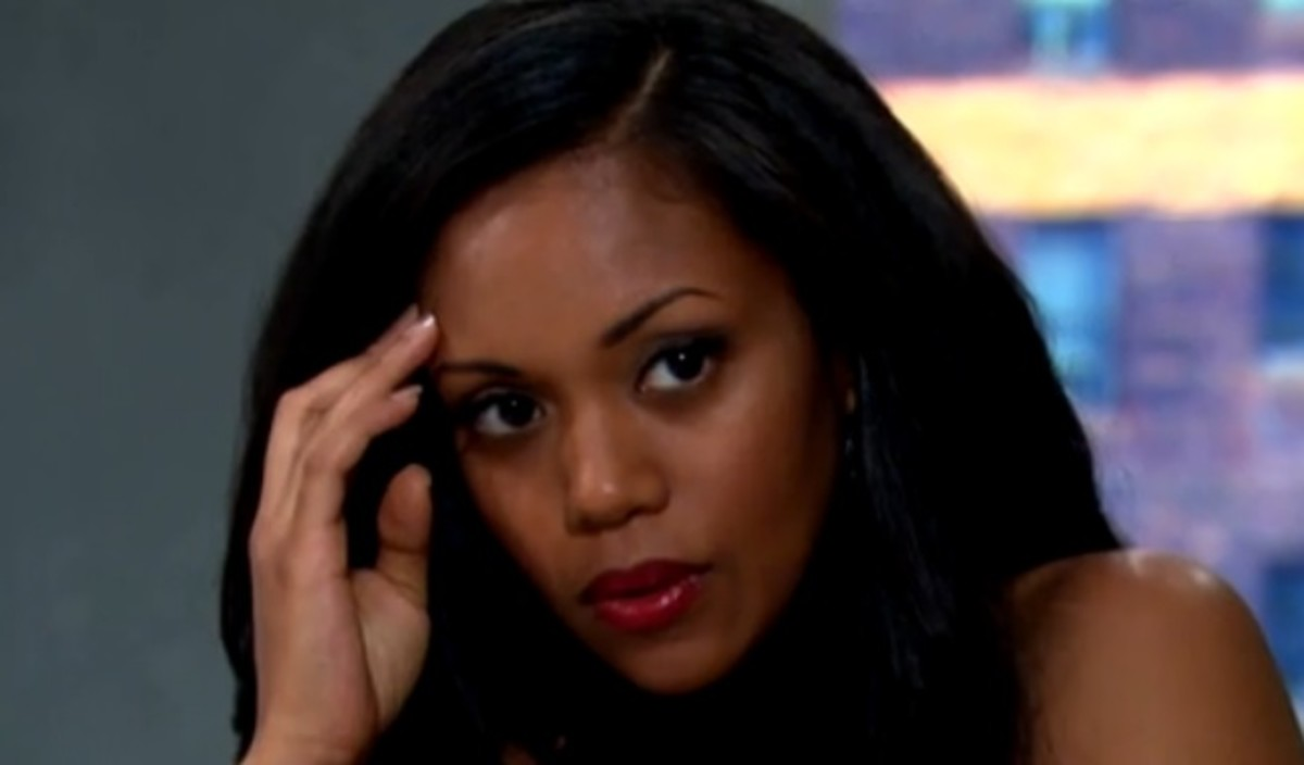 Spoiler/Mishael Morgan could be leaving 'The Young and the Restless'
