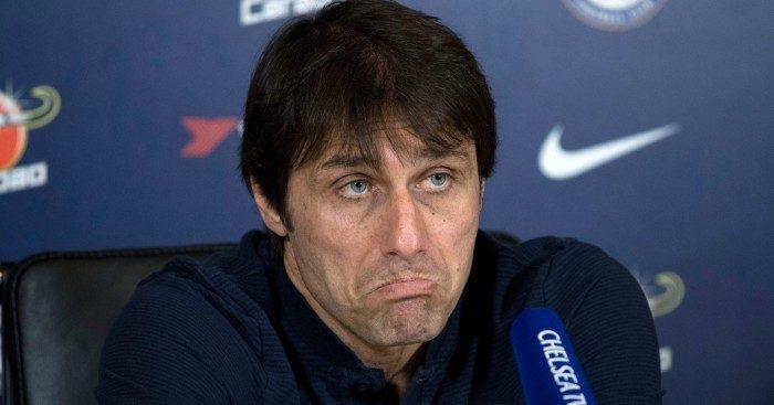 Antonio Conte est dans la liste des options pour le Real Madrid