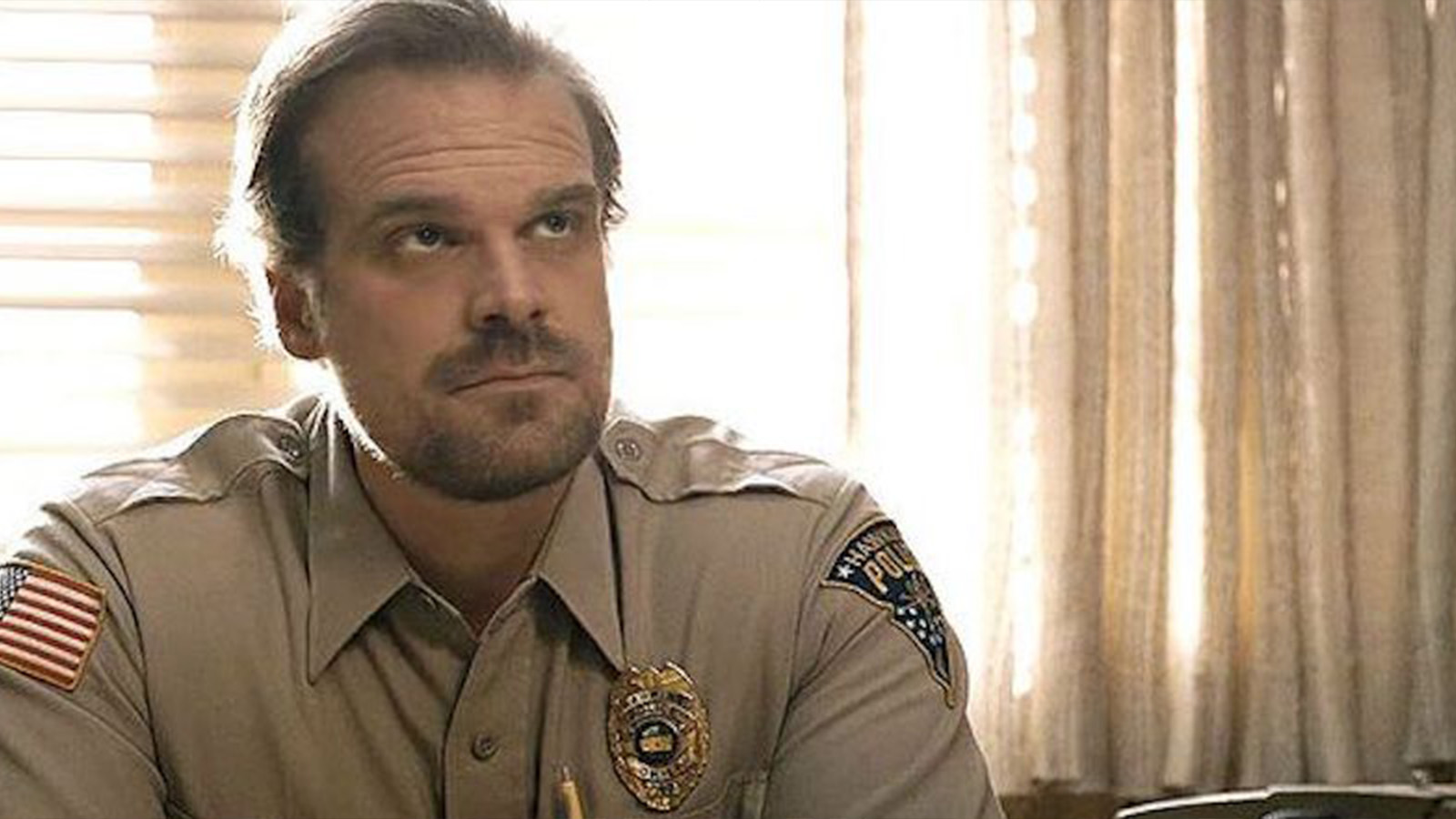 Stranger Things : David Harbour pensait que la série ferait un flop